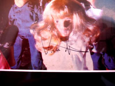 Vince Clarke Autograph