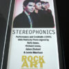 STEREOPHONICS SIGNED PUBLICITY PHOTO