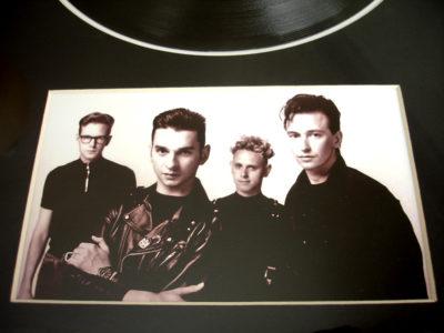 Depeche Mode Memorabilia ROCK ART