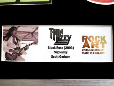 Thin Lizzy Memorabilia