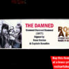 The Damned Memorabilia