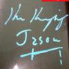 Ken Kirzinger Autograph