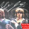 Kings of Leon Followill Signatures