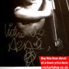 Adam Ant Autograph
