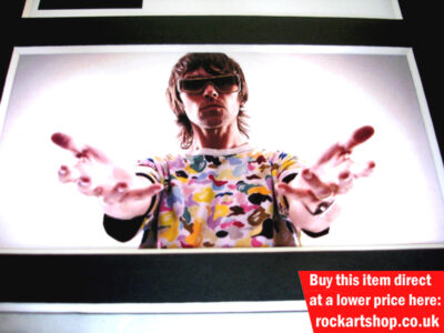 Ian Brown Autographed Memorabilia