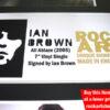 Ian Brown Signed Memorabilia