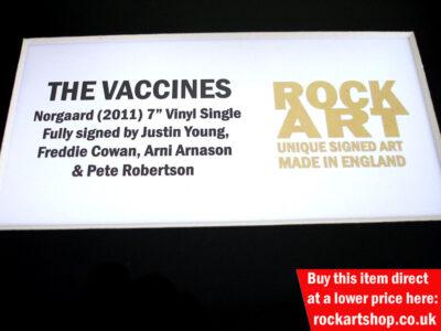 The Vaccines Memorabilia