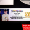 Pet Shop Boys Signed Memorabilia