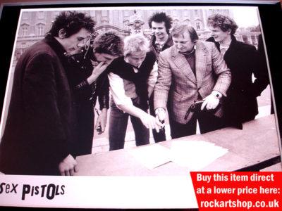 Sex Pistols Publicity Photo