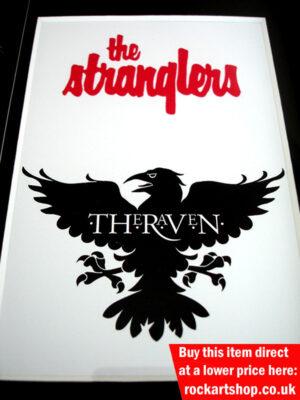 The Stranglers Raven Signed Vinyl LP