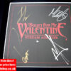 Bullet for My Valentine Autographs