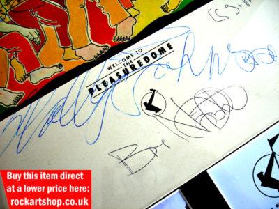 Holly Johnson Autograph