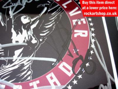 Duff McKagan Autograph
