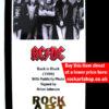 AC/DC Signed Memorabilia