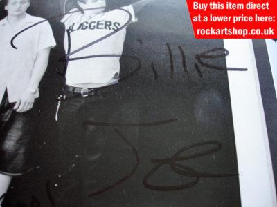 Billie Joe Armstrong Autograph