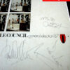 THE STYLE COUNCIL AUTOGRAPHS PAUL WELLER