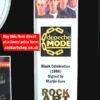 Depeche Mode Signed Music Memorabilia