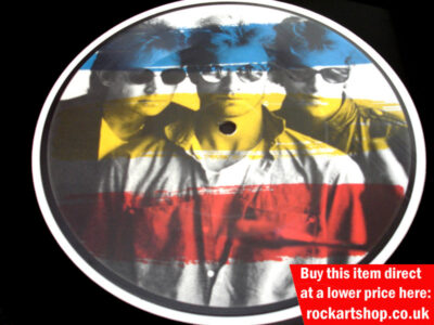 The Police Signed Picture Disc