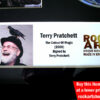 Terry Pratchett Signed Memorabilia